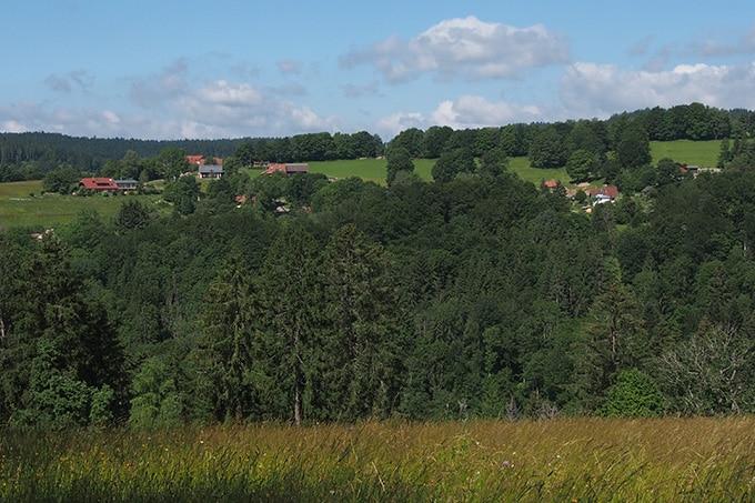 Das Dorf Schmalenberg
